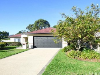 View profile: Spacious well positioned home