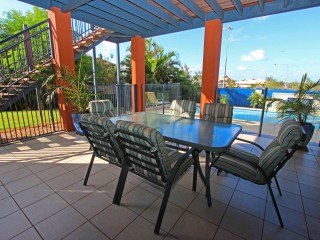 View profile: SPACIOUS FAMILY HOME WITH DECK & INGROUND POOL PERFECT FOR SUMMER! COME HOME AND RELAX!