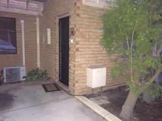 View profile: Villa unit 2 bdr 1 bath and carport at door