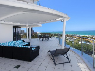 View profile: Sebel Maroochydore... Stunning ocean views from the largest balcony on the coast!