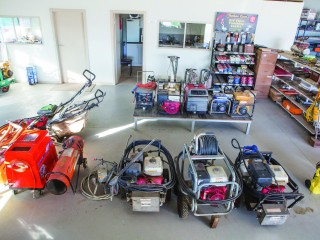 View profile: Established Equipment Hire Outlet With Leasehold/Freehold Options - Deniliquin, NSW