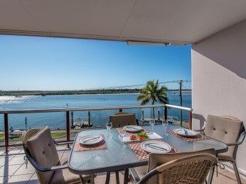 View profile: The Anchorage - Views Of Noosa River Mouth