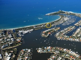 View profile: 2 Bedroom Apartment in Prime Mooloolaba Location between Beach and River at Little Hill