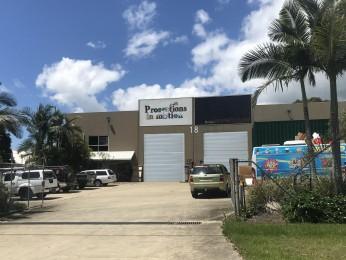 View profile: Industrial Warehouse Noosaville