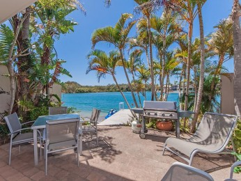 View profile: Weyba Quays - Private Absolute Waterfront with Jetty