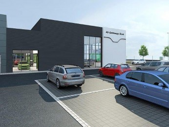 View profile: Stylish Showroom/Warehouse For Sale Gateway Dr, Noosaville