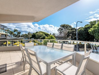 View profile: Located in the heart of the Gympie Terrace Noosaville