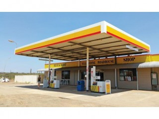 View profile: Renovated Rebranded Shell Truck Stop