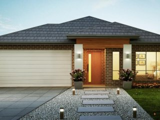 View profile: Lot 2174 Perry road Werribee luxury Turnkey 4 bedroom double garage house and land package