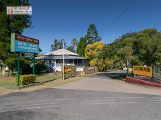 View profile: Regional Caravan Park &  Motel (Great lifestyle business)