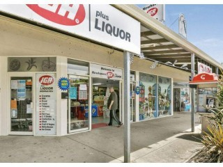 View profile: Established Leasehold IGA Supermarket plus Liquor in Busy Location- Newhaven, VIC