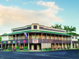 View profile: Restored Tropical Hotel Plus Accommodation And Shop - Silkwood, Qld