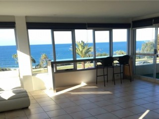 View profile: 2 bedroom apartment across the beach with perfect ocean views!