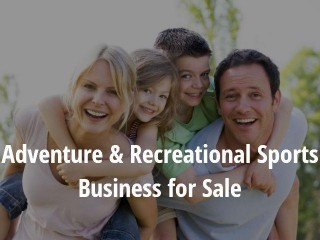 View profile: Adventure & Recreational Sports Business (AM)
