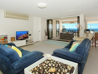 View profile: Ocean view 3 bedroom apartment, special October rates