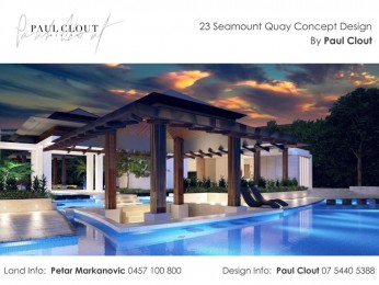 View profile: Breathtaking Concept Design by Paul Clout for 23 Seamount Quay Land