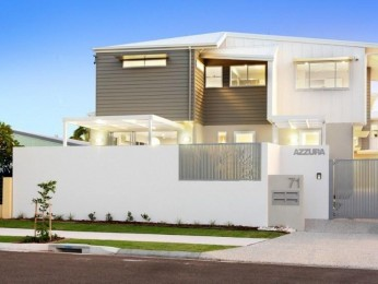 View profile: Stunning new designer townhouse close to beach, sleeps 7 people