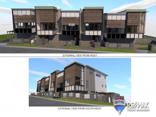 View profile: DA and BA approved for 6 superb Townhouses on 814m2 - Great location!!