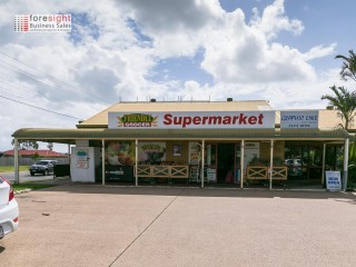 View profile: Branded Supermarket in Hervey Bay (Good profits!) SS