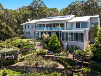 View profile: Uninterrupted views from Mount Coolum to Noosa.