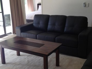 View profile: Furnished spacious 1 Bedroom Apartment with dining room