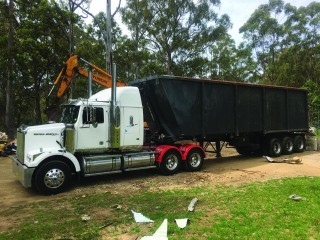View profile: Four Prime Movers & Five Trailers for Sale with Constant work- Newcastle, NSW