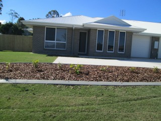 View profile: BREAK LEASE THREE BEDROOM HOME WITH SINGLE LOCK UP GARAGE