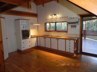 View profile: Spacious, Peaceful Timber Residence in Cooloola Cove.