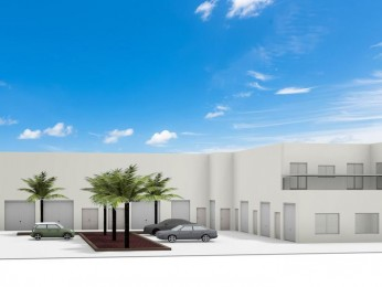 View profile: Modern Glass Fronted Warehouse