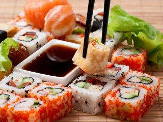 View profile: Sushi Dine In / Takeaway - 6 days