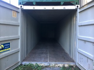 View profile: 40ft Storage Container - Capalaba