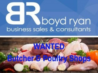View profile: Thinking of selling your butcher shop ...?