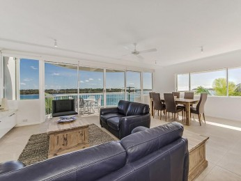 View profile: The Landings - Uninterrupted Panoramic view of the Noosa River