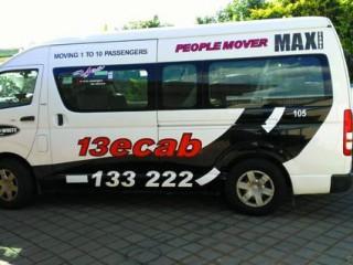 View profile: Maxi Cab Licence & Van