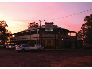 View profile: Freehold Or Leasehold Restored (Heart of The Community) 1920's Hotel- Armatree, NSW