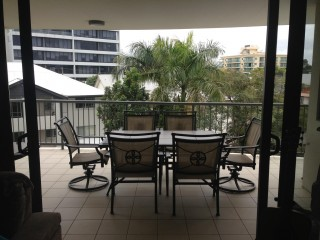 View profile: Spacious 1 bedroom apartment with Study in Resort Style Complex