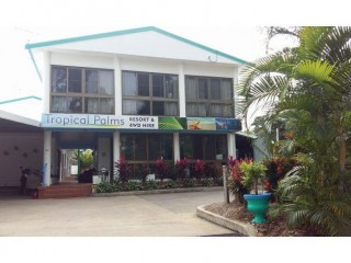 View profile: Beachside Holiday Apartments Plus Car Hire Business - Picnic Bay, Magnetic Island