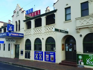 View profile: Substantial Hotel/Motel With Land Plus Two Residences - Tenterfield, NSW