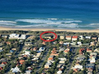 View profile: 4 bedroom home BEST LOCATION ON THE SUNSHINE COAST!  with the  BEST BEACH VIEWS IN BUDDINA!